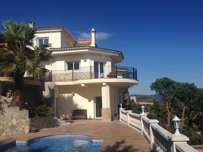 Photo for Lloret De Mar: house / villa - 5 rooms - 6/7 persons