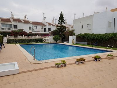 Photo for Shared Pool, TV, WIFI all included, Wheelchair accessible