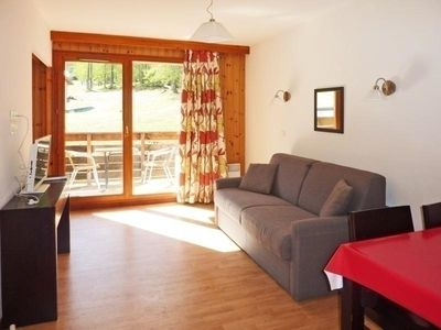 Photo for Apartment Les Orres, 1 bedroom, 4 persons