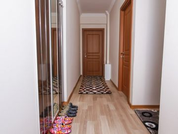 Daily Rental Flat Vazo 4 in Kutahya. Apartments are rented on a daily or weekly capacity for 4 people.