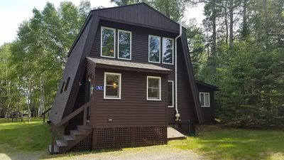 Photo for Spacious cabin in Saddleback Lake Lodge cottage community