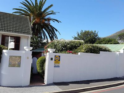 Photo for Boutique Camps Bay Cottage 1 block from Camps Bay Beach