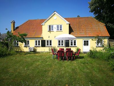 Photo for Hyggelig holiday home with sea view, close to the beach, private