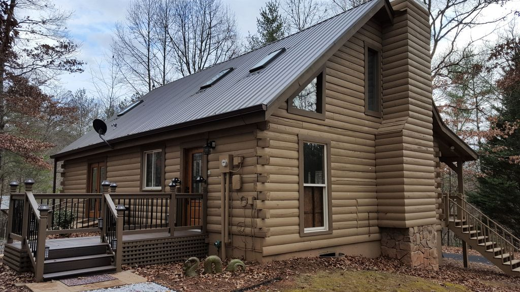 Quot Awesome Cabin For A Great Getaway Quot Blairsville