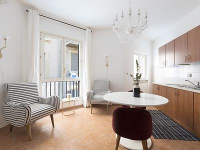 Photo for Sonder | Fornaci | Beautiful 1BR + Kitchenette