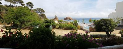 Photo for Duplex on the beach with beautiful views