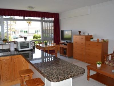 Photo for Holiday apartment Maspalomas for 1 - 4 persons with 1 bedroom - Holiday apartment
