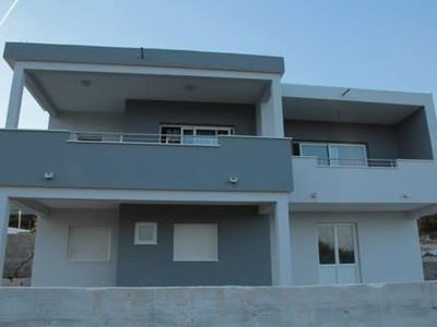 Photo for Studio appartment in Seget Vranjica (Trogir) capacity 2+2