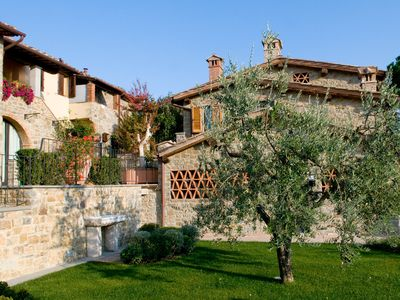 Photo for Villa for families and group in the Chianti area