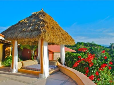 Photo for Romantic, Asian Style Estate, Secluded Beach, Views  2.5 Acres