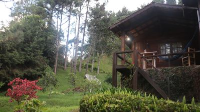 Photo for Beside the Waterfall Veil of Bride and 400 meters from the center of Maromba
