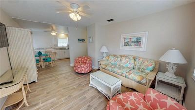 Photo for FISH TALES 2 BEDROOM PET FRIENDLY DUPLEX LOCATED IN THE VILLAGE OF CORTEZ