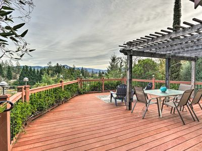 Photo for New!Spectacular Views Santa Rosa-Mins to Wineries!