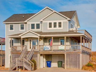 Photo for 7 Bedroom Sleeps 14 Oceanfront with Pool