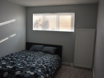 Photo for Clean, Cozy Newly Renovated Basement Unit (Sleeps 6)