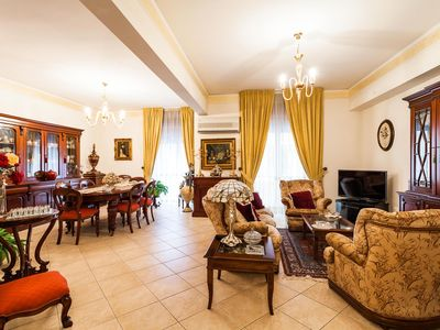 Photo for Lovely apartment in center of Sorrento