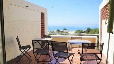 Photo for 2BR Apartment Vacation Rental in LA SEYNE SUR MER