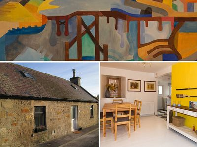 Photo for Renovated, comfortable family friendly Fisherman's cottage in Lossiemouth 5 p.