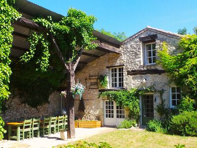 Photo for Farmhouse & Cottage with Heated Pool & Games room in quite surrounding