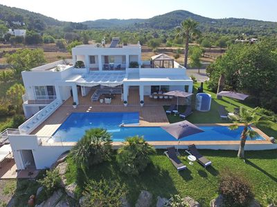 Photo for 5BR Villa Vacation Rental in Sant Antoni de Portmany, Balearic Islands