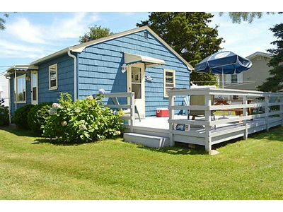 Photo for Summer's Calling from this Charming Cottage Near Salt Pond!