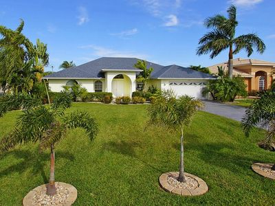 Photo for Villa Sunshine, Cape Coral  in Florida Westküste - 6 persons, 3 bedrooms