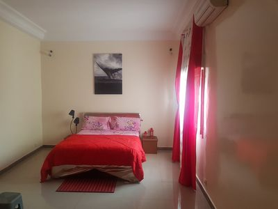 Photo for BEAUTIFUL APARTMENT furnished and secure in DAKAR center