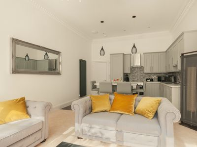 Photo for Great King Street Residence (Stunning 3 bed main door flat)