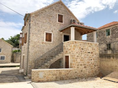 Photo for House Morko (11852-K1) - Vrboska - island Hvar