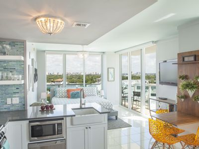 Photo for Private Studio Suite: 10th Floor Coconut Grove Hotel...Includes Parking!