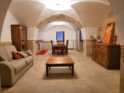 Photo for HOUSE IN SALENTO A FEW MINUTES FROM THE SEA WITH A LARGE GARDEN