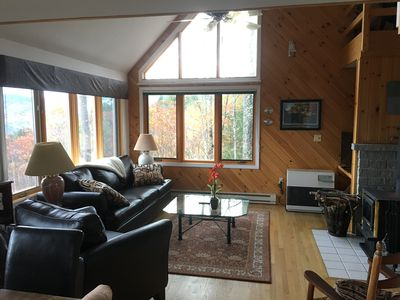 Photo for Fabulous, panoramic views from 3 levels in lovely home! Access pools/Rec ctr