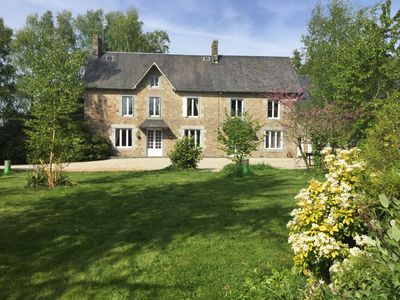 Photo for 4BR House Vacation Rental in Sartilly-Baie-Bocage, Normandie
