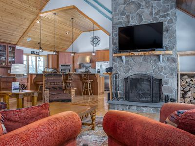 Photo for 200 YARDS To South Ridge Lodge / Large Custom Home
