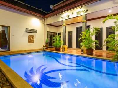 Photo for Jantha jomtein private pool villa