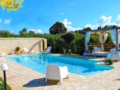 Photo for COUNTRY HOUSE - House in the countryside with private pool