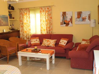 Photo for 3BR Chalet Vacation Rental in Els Poblets  Alicante