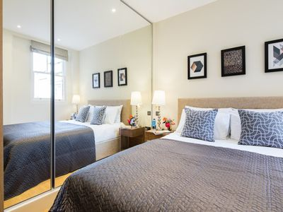 Photo for Sweet Fitzrovia V - One Bedroom Apartment, Sleeps 4