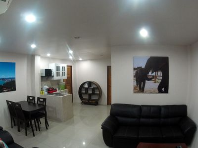Photo for 2BR Apartment Vacation Rental in Muang Pattaya, Chang Wat Chon Buri
