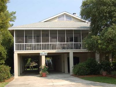 Photo for Penninger: 4 BR / 3 BA house in Pawleys Island, Sleeps 12