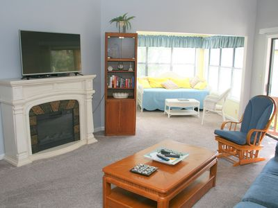 Photo for Updated Condo in Gated Community with Pool and Fitness Center