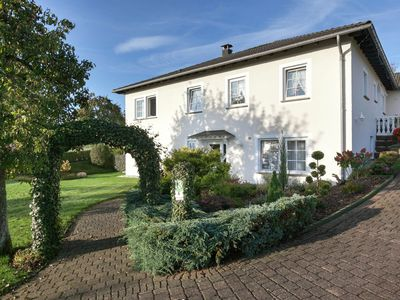 Photo for Modern property in lovely, immaculate white country house.