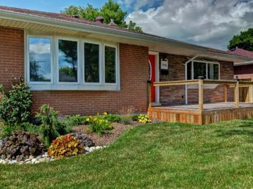 Centrally Located, Bright Clean Home
