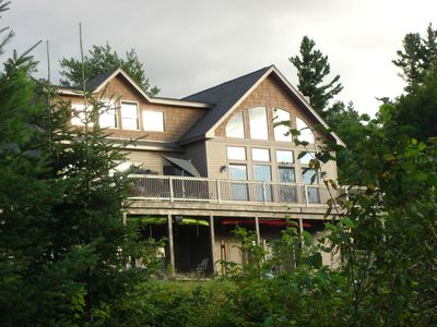 Photo for Spacious, Newly Built, Custom Home 5 Min. From Cannon Mt With Beautiful Mt Views