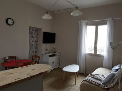 Photo for BAGNERES DE BIGORRE Nice little apartment completely renovated