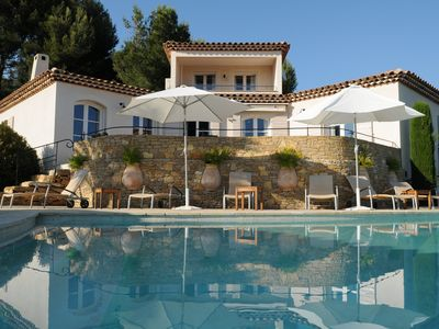 Photo for Luxury Provence Villa