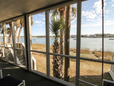 Photo for Mariners Cay 40 - Riverfront Condo - Pool
