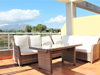 Photo for Golf Paradise Panoramic Terrace