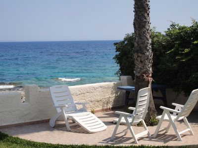 Photo for Detached, quiet beach house, ocean view, private property, well maintained