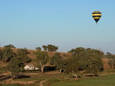 Photo for BELUBULA BALLOONING RETREAT FOR TWO